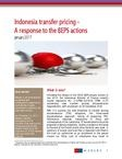 Indonesia Transfer Pricing - A response to BEPS actions